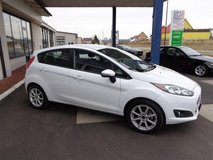 2016 Ford Fiesta SE Manual A/C, Multimedia, Alloys, Low Miles, Full Factory Warranty!! in Spangdahlem, Germany