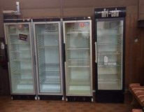 4 Event Fridges - can be bought speratly in bookoo, US