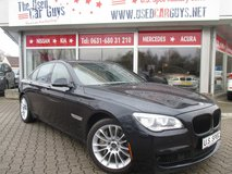 2014 BMW 750i XDRIVE (AWD) Loaded in Ramstein, Germany