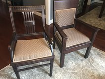 Solid antique chairs in Fort Benning, Georgia