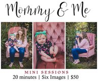Mommy and Me mini sessions! in Byron, Georgia