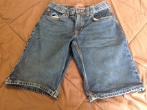 Arizona boys size 14 denim jean shorts #1 in Manhattan, Kansas