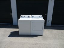 WHIRLPOOL washer & dryer (free delivery)credit card accepted in Camp Lejeune, North Carolina