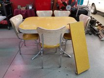 Kitchen Table and Chairs - Original Vintage 1950's in Westmont, Illinois