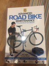 Advanced road bike maintenance book 300+ pages in Ramstein, Germany