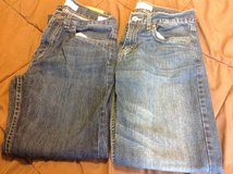 3 pairs  of Levi's boys size 16 jeans in Manhattan, Kansas
