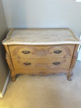 Marble Top Dresser in Bolingbrook, Illinois