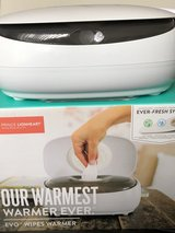 Wipes warmer in Naperville, Illinois