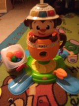 Bright Starts Having a Ball Monkey in Fort Campbell, Kentucky