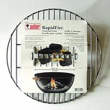 WEBER #72525 KETTLE CHARCOAL GRATE, NIP RapidFire in Wheaton, Illinois