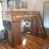 Cedar Wood Bunk bed in Fort Leonard Wood, Missouri