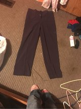 Dressbarn size 14 purple slacks in Fort Leonard Wood, Missouri