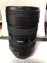 Sigma 8-16mm f/4.5-5.6 DC HSM FLD AF Ultra Wide Zoom Lens for APS-C sized Canon Digital DSLR Camera in Okinawa, Japan