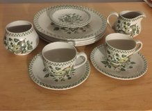 Staffordshire Dishes from England Johnson Bros. Arbor Pattern in Fort Knox, Kentucky