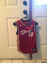 Cavs LeBron James Jersey in St. Charles, Illinois