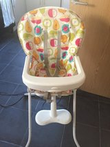 Baby high chair in Lakenheath, UK