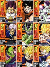 Dragonball Z seasons 1-9 and movie packs and other dvds * read details* in Okinawa, Japan
