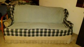 Old Sofa Bed Just come pick it up for Free! in Camp Pendleton, California