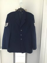 2 Air Force Service Coats size 42R and 44R in Ramstein, Germany