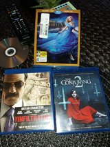 Blu Ray Movies in Ramstein, Germany