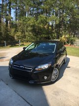 2014 Ford Focus Titanium Hatchback in Beaufort, South Carolina