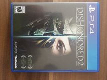 DISHONERED2 PS4 Game in Ramstein, Germany