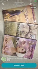 Daughters of Lancaster County (3 Book Set) in Lakenheath, UK