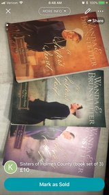 Sisters of Holmes County (book set of 3) in Lakenheath, UK