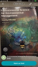 Environmental Science for Environmental Management (2nd Edition) in Lakenheath, UK
