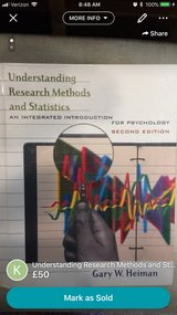 Understanding Research Methods and Statistics (2nd Edition) in Lakenheath, UK