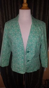 Like New!  Nine & Co Jacket Blazer in Westmont, Illinois