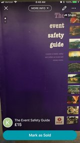The Event Safety Guide in Lakenheath, UK