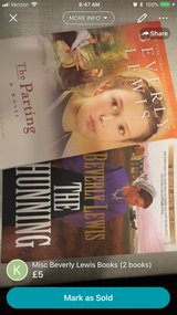 Misc Beverly Lewis (2 books) in Lakenheath, UK