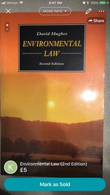 Environmental Law (2nd edition) in Lakenheath, UK