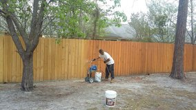 "Home Renovations: Fence repairs/ New Installation ----- "" WE DON'T USE NAILS"" (no job to big or ... in Hinesville, Georgia"