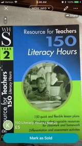 150 Literacy Hours (Year 2) in Lakenheath, UK