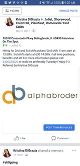 Alphabroder in Bolingbrook, Illinois