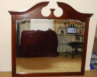 Federal Style Beveled Plate Glass Mirror in Fort Meade, Maryland