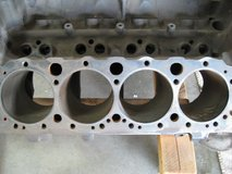5.7 L Chevy bare block in Yucca Valley, California