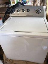 Whirlpool washer and dryer in Ramstein, Germany