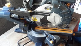 McAllister mitre saw in Ramstein, Germany