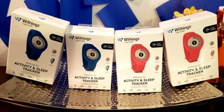 Withings Go Fitness Activity and Sleep Tracker for iOS and Android - Blue & Red in Tinley Park, Illinois
