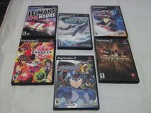 PlayStation 2 games lot in Beaufort, South Carolina