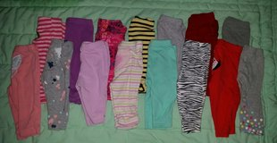 0-3M Girl Pants in Bolingbrook, Illinois