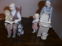 FIGURINES ANTIQUE GRANPA AND GRANDMA in Fort Campbell, Kentucky