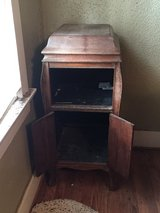 Phonegraph/cabinet in Houston, Texas