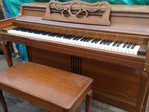 Piano in Lackland AFB, Texas