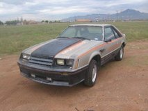 1979 Mustang INDY Pace Car Project in Alamogordo, New Mexico