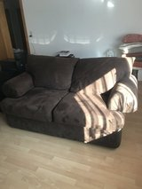 Mor Furniture Couch set (full couch and love seat) in Ramstein, Germany