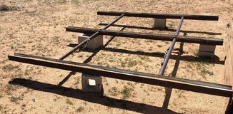 Yard Grader 9ft X 8ft Solid Steel in Yucca Valley, California